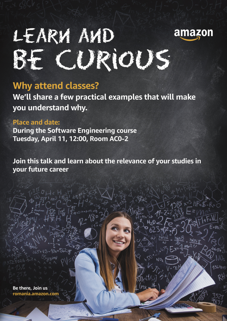 Learn and be curious Software Engineering - AC
